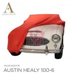 Austin-Healey Indoor Autohoes - Maatwerk - Rood