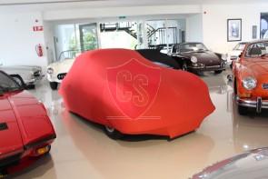Porsche 356 Autohoes - Maatwerk - Rood