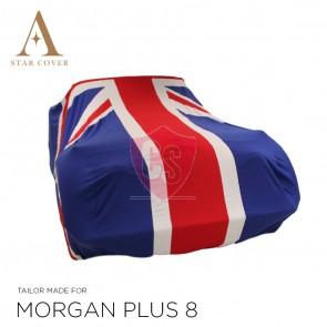 Morgan Plus 8 Autohoes - Maatwerk - Union Jack