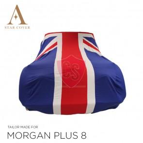 Union Jack autohoes voertuiglengte 370 - 420 cm
