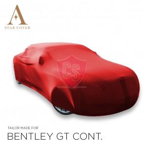 Bentley Continental GT Autohoes - Maatwerk - Rood