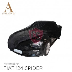 Fiat 124 Spider Outdoor Autohoes