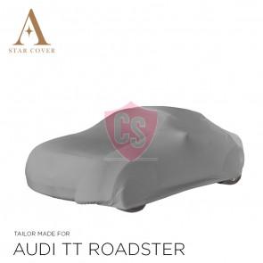 Audi TT 8N Roadster Indoor Autohoes - Maatwerk - Zilvergrijs