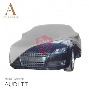 Audi TT 8J Roadster Indoor Autohoes - Maatwerk - Zilvergrijs