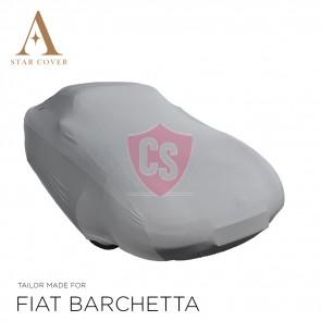 Fiat Barchetta Indoor Autohoes - Zilvergrijs