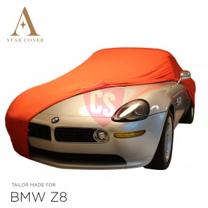 BMW Z8 E52 Indoor Autohoes - Rood