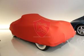Jaguar XK150 Indoor  Autohoes - Maatwerk - Rood
