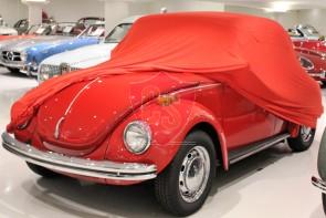 Volkswagen Kever Autohoes - Maatwerk - Rood