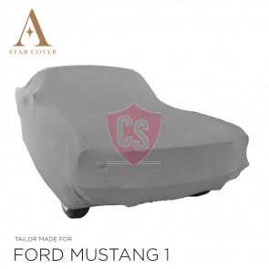 Ford Mustang Cabrio Indoor Autohoes - Grijs