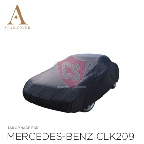 Mercedes-Benz CLK 209 Outdoor Autohoes Star Cover