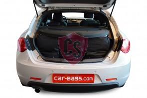 Alfa Romeo Giulietta 2010-heden Reistassen- / Koffer-set