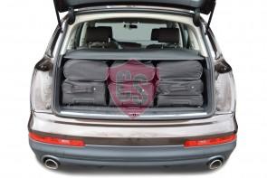 Audi Q7 (4L) 2006-2015 Car-Bags reistassenset