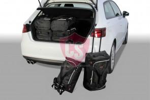 Audi A3 (8V) 2012-heden 3d Car-Bags reistassenset