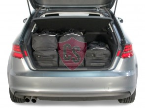 Audi A3 Sportback (8V) 2013-heden 5d Car-Bags reistassenset