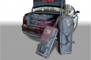 Audi A6 (C7) 2011-2018 4d Car-Bags reistassenset