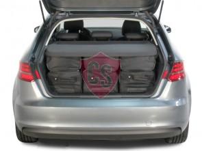 Audi A3 Sportback (8V) G-Tron 2013-heden 5d Car-Bags reistassenset