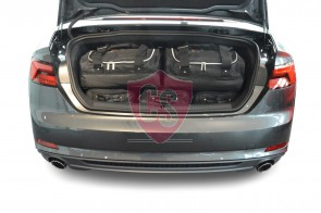 Audi A5 Cabriolet (F5) 2017-heden Car-Bags reistassenset