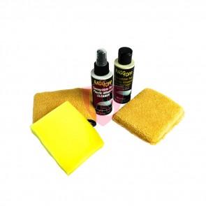 RaggTopp PVC achterruiten reiniging en beschermingsset
