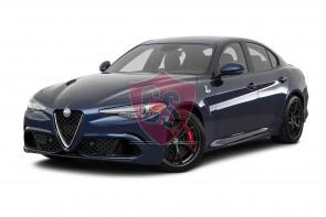 Alfa Romeo Giulia (952) 2016-heden Reistassen- / Koffer-set
