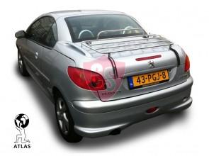 Peugeot 206 CC Bagagerek 2000-2007