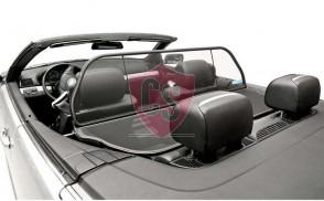 BMW 3 Serie E46 Aluminium Windscherm - Zwart 2000-2006