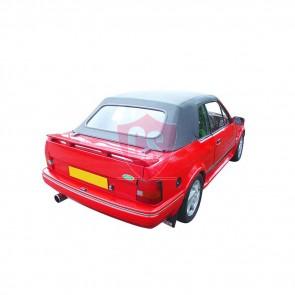Ford Escort MK3 & MK4 PVC cabriokap 1983-1991