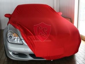 Mercedes-Benz SLK R171 Autohoes - Maatwerk - Spiegelzakken - Rood