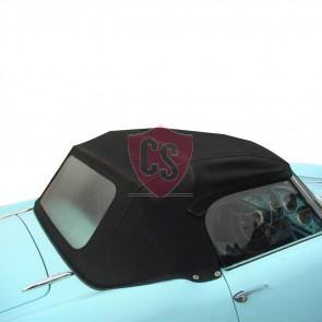 Alfa Romeo Giulietta Spider 1960-1961- Stoffen cabriokap Stayfast®