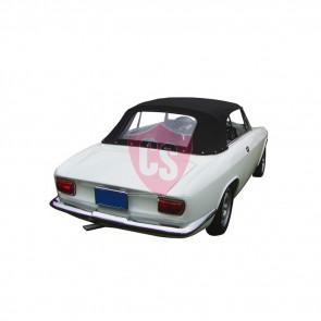 Alfa Romeo GTC cabriolet 1966-1967 - Stoffen cabriokap Sonnenland®