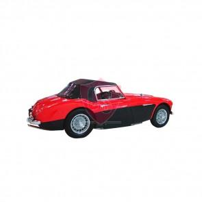 Austin Healey 100-6 BN4, 3000 BT7 1957-1962 - Stoffen cabriokap Stayfast®