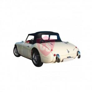 Austin Healey 100-6 BN6/3000 BN7 1957-1962 - Stoffen Cabriokap Stayfast®
