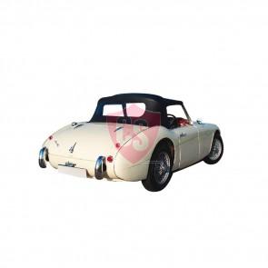 Austin Healey 100-6 BN6/3000 BN7 1957-1962 - PVC cabriokap