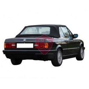 BMW 3 Serie E30 1987-1993 - stoffen cabriokap (handbediend) Mohair®