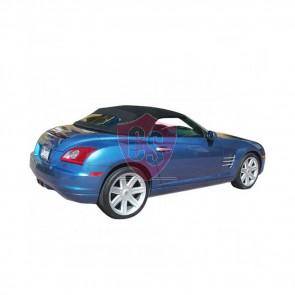 Chrysler Crossfire 2003-2008 - stoffen cabriokap Mohair®