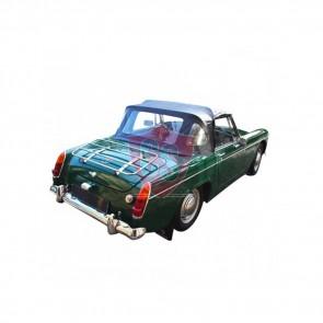 PVC cabriokap (British Everflex) MG Midget MK1 1961-1964
