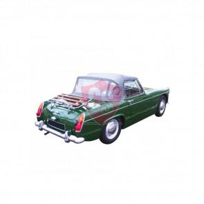 PVC cabriokap (British Everflex) MG Midget MK2 1964-1966