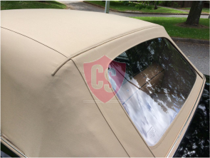 Rolls Royce Corniche PVC cabriokap 1967-1992