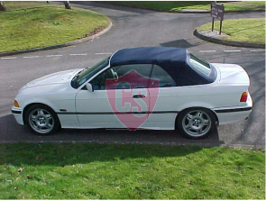 BMW E36 cabriokap - zijvakken 1993-2000