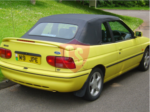 Ford Escort PVC cabriokap 1992-1998