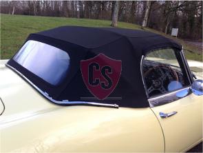 Jaguar E-Type S1 Sonnenland A5 cabriokap 1961-1968