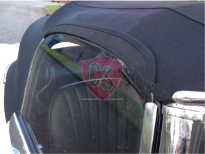 Jaguar E-Type S1 PVC cabriokap 1961-1968