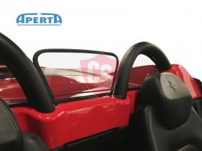 Ferrari 360 & F430 Spider Windscherm (Links & Rechts) - Zwart 2000-2009