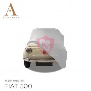Fiat 500 Autohoes - Maatwerk - Wit