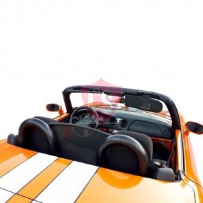 Fiat Barchetta rolbeugel + windscherm - BLACK EDITION 1995-2005
