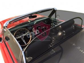 Ford Mustang 1 Serie 1,2,3 Windscherm - 1964-1970
