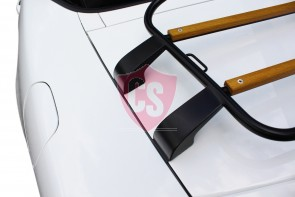 Porsche Boxster 981 982 LIMITED EDITION Bagagerek zwart 2012-2016