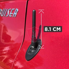 Korte antenne The Stubby Chrysler PT Cruiser