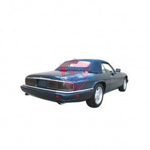Cabriokap Jaguar XJS in Sonnenland