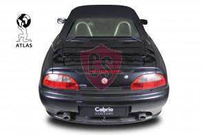 MGF & MG TF Bagagerek - Limited Edition - Zwart 1995-2011