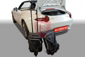 Mazda MX-5 (ND) 2015-heden Car-Bags reistassenset